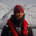 Swoop Antarctica Expert Sarah